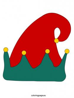 Elf clipart elf hat