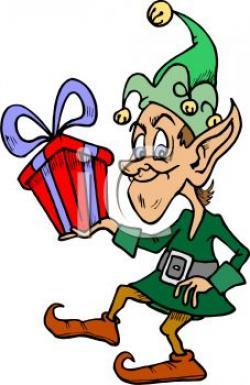 Elf clipart funny