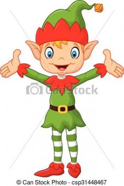 Elf clipart hands