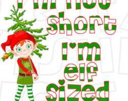 Elf clipart short