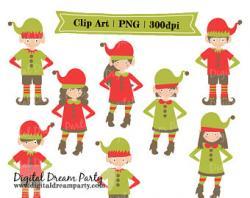 Elfen clipart small