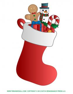 Candy Cane clipart christmas socks
