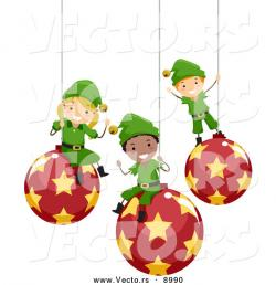 Elfen clipart children's