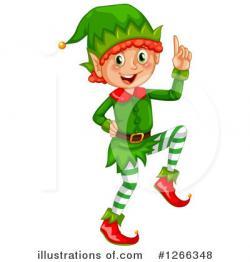 Elf clipart xmas