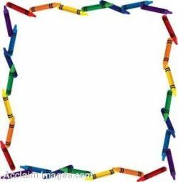 Cover clipart classroom borders