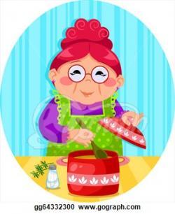 Elfen clipart cooking