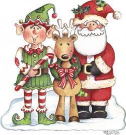Porch clipart christmas