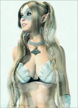 Elfen clipart female elf