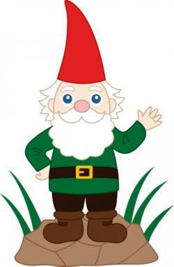 Dwarf clipart gnome