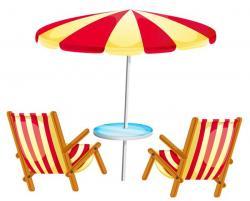 Seaside clipart beach accessory