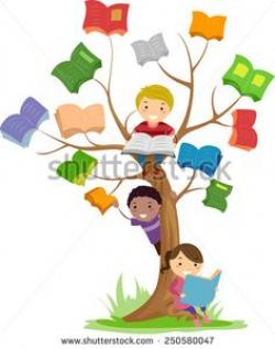 Elfen clipart reading