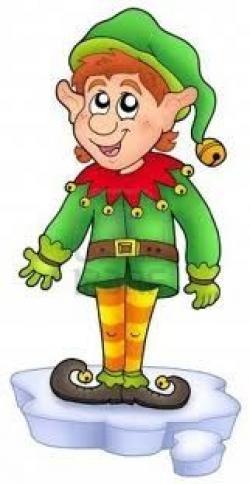 Elfen clipart sad