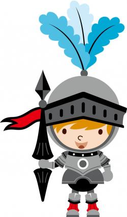Knight clipart silly