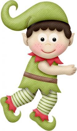 Elfen clipart toy making