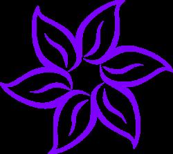 Lilac clipart larkspur