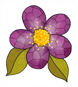 Lilac clipart single