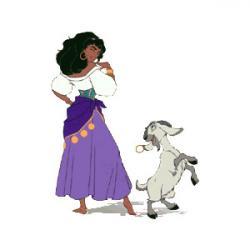 Disney clipart esmeralda