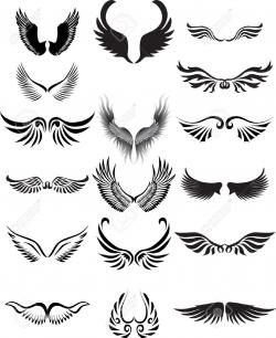 Emo clipart owl wing