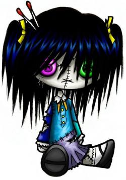 Emo clipart tatto