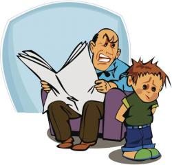 Fail clipart angry parent
