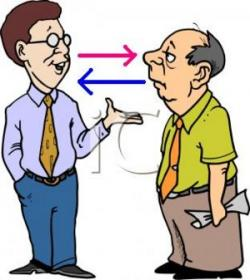 Message clipart informal communication