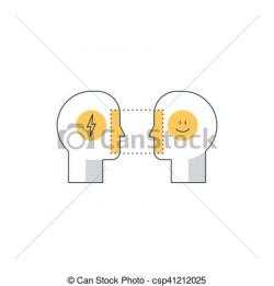 Emotional clipart communication
