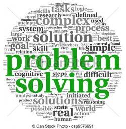 Stories clipart problem solving