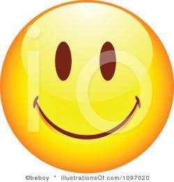 Smiley clipart happy emotion