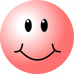 Smiley clipart happy emoji