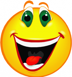 Smileys clipart excited