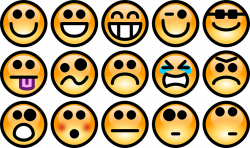 Emotions clipart expression