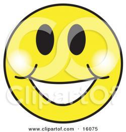 Smileys clipart happy emotion