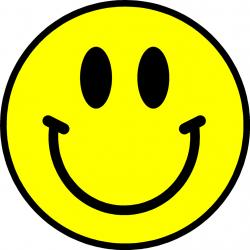 Smiley clipart happy