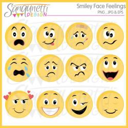 Feelings clipart emoticon