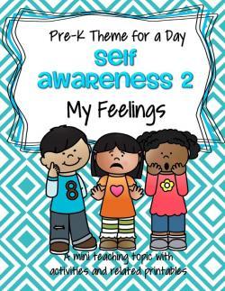 Feelings clipart self awareness