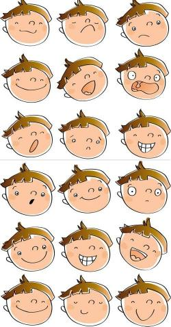 Mood clipart kid emotion
