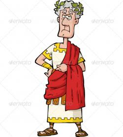 Roman Warriors clipart roman empire