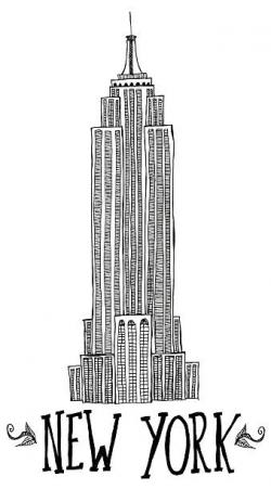 Empire clipart architecture