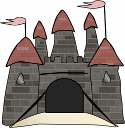 Fort clipart castle