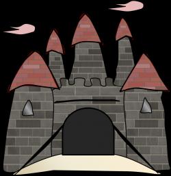 Fort clipart castle