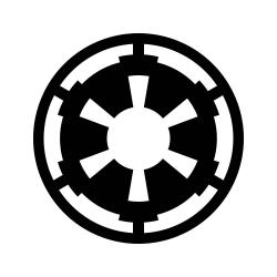 Empire clipart emblem star wars
