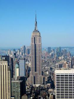 Godzilla clipart new york city