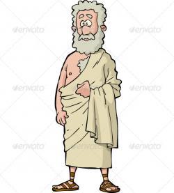 Philosopher clipart ancient rome