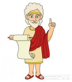 Empire clipart greek person