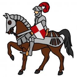 Knight clipart easy