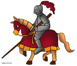 Perseus clipart medieval knight
