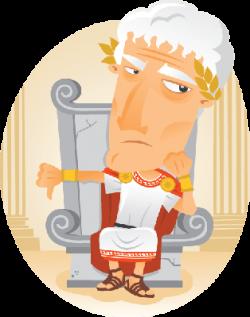 Throne clipart emperor
