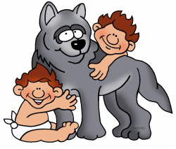 Rome clipart romulus and remus