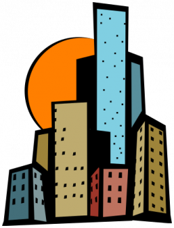Bulding  clipart tall building
