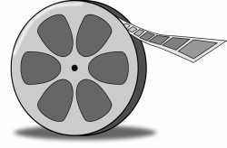 Movie clipart film reel
